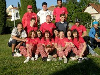 Sbor dobrovolných hasičů Staré Hodějovice-družstvo muži