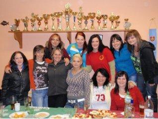 Sbor dobrovolných hasičů Staré Hodějovice-družstvo ženy