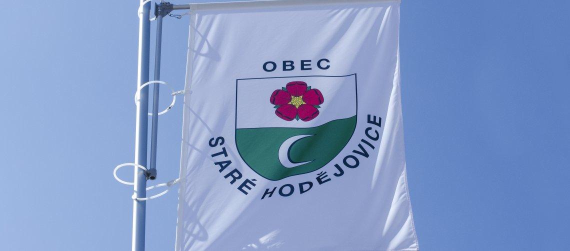 Obecní vlajka