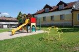 Školní zahrada-prolézačky