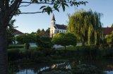 Rybníček a park